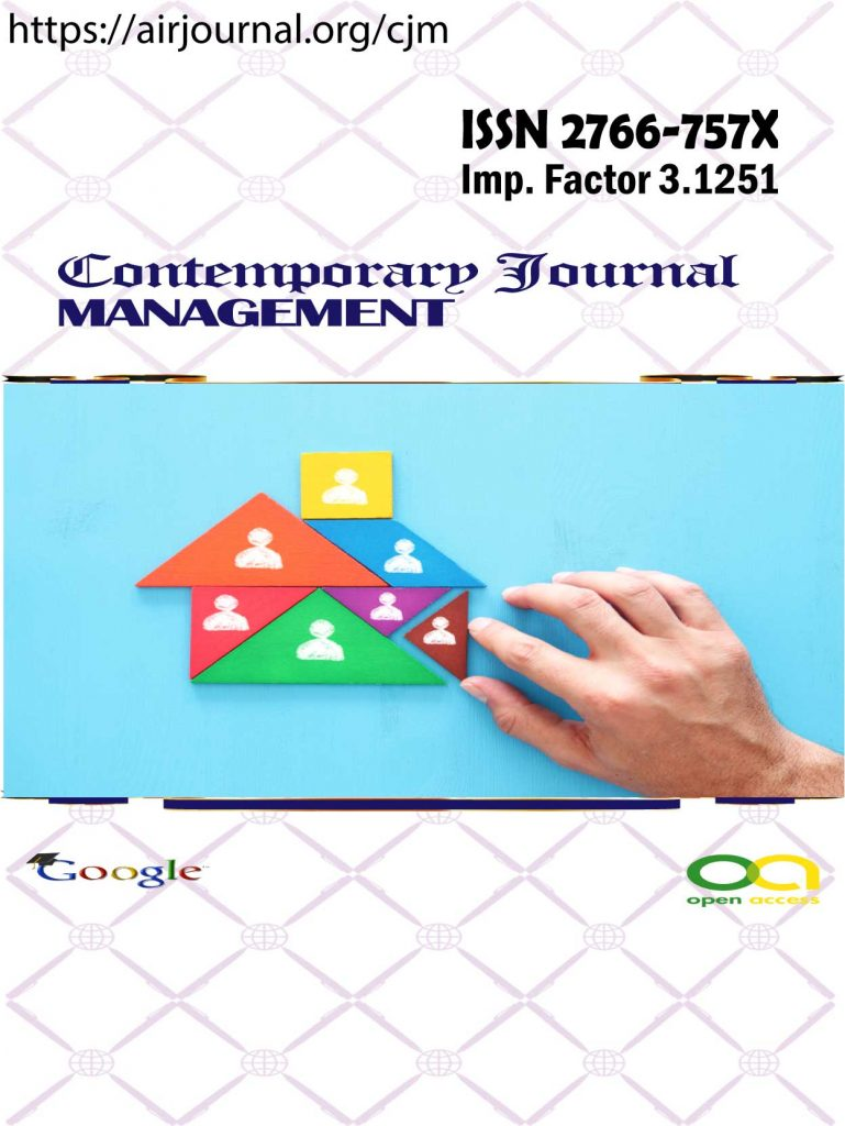 Contemporary Journal of Management (CJM)