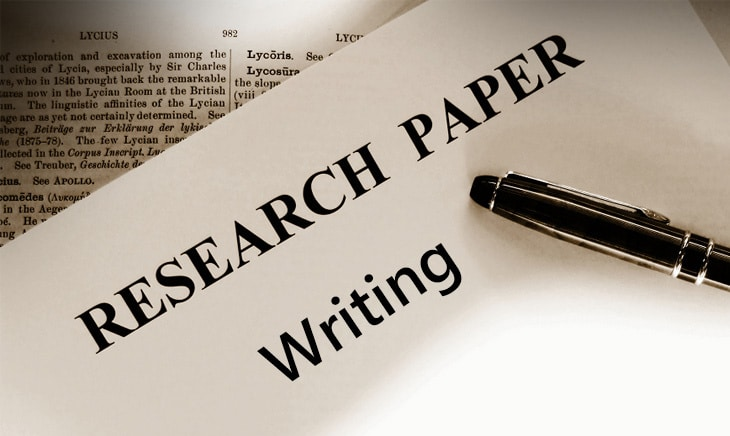 Research papers writer